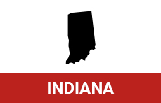 Indiana notary packages with surety bond, E&O insurance and supplies.